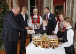 العائلات الملكية تستعد للكريسماس