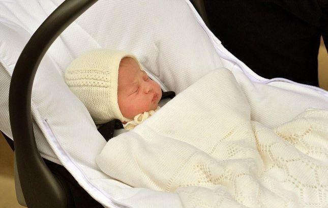 الأميرة Charlotte Elizabeth Diana (1)