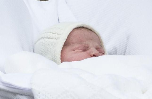 الأميرة Charlotte Elizabeth Diana (2)