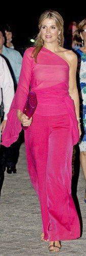 الملكة ماكسيما تحتفل في جزر الأنتيل الهولندية (5)