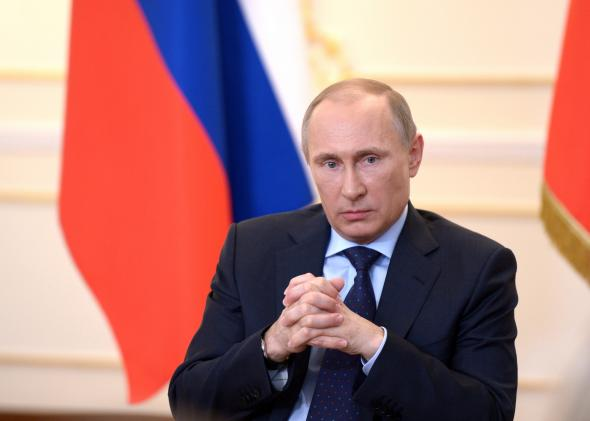 بوتين يدين (1)