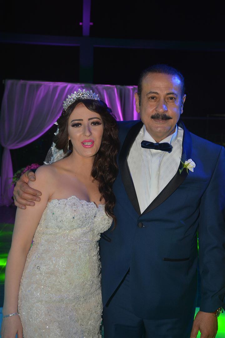 سناء يوسف وعمرو ماكين