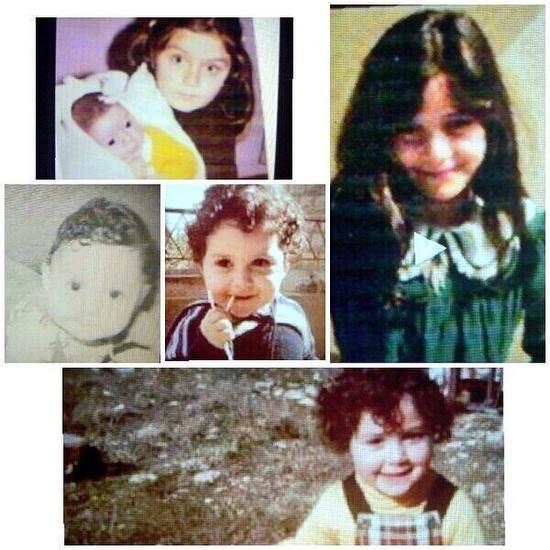 صور-سيرين-عبد-النور-في-طفولتها..1182430