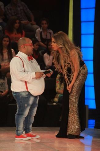 صوفينار في برنامج رزان مغربي (10)