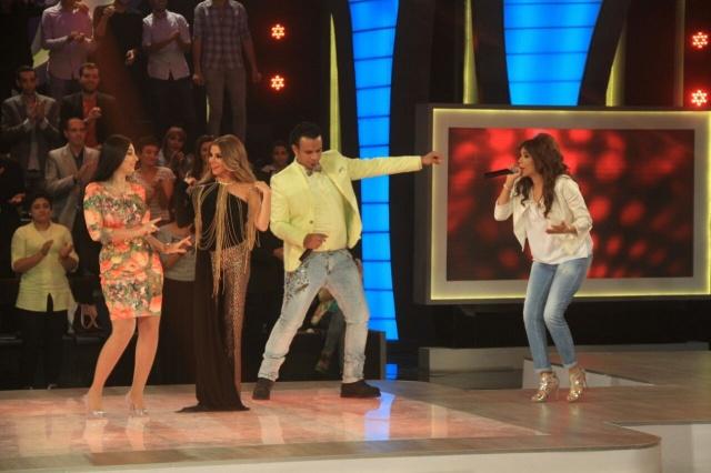 صوفينار في برنامج رزان مغربي (2)