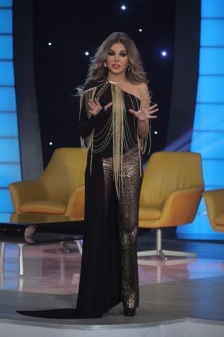 صوفينار في برنامج رزان مغربي (6)