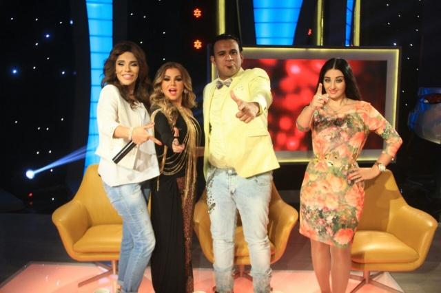 صوفينار في برنامج رزان مغربي (7)