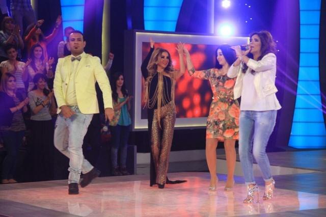 صوفينار في برنامج رزان مغربي (9)