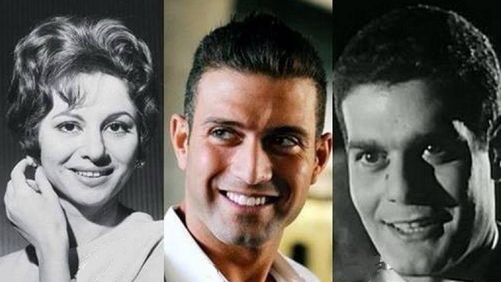 عمر الشريف و فاتن حمامة (3)