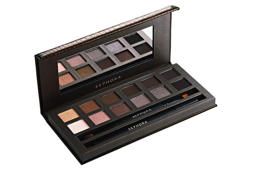 1. It Palette - Neutral eyeshadow collection ouvert BD