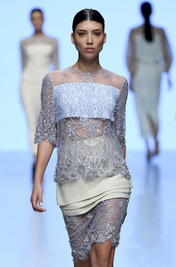 Madiyah Al Sharqi - Runway - Fashion Forward Dubai October 2014