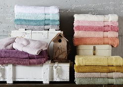 Bamboo Towels 50x90 cm (Retail Price 35 AED)