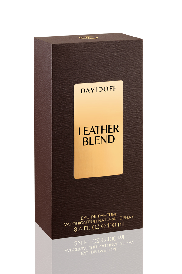 Davidoff Leather Blend 2 perfume pack 100ML-AED375