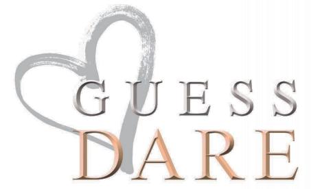 Guess Dare Summer - logo