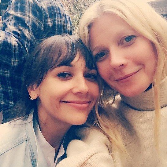 Gwyneth-Paltrow-shared-cute-photo-Rashida-Jones-Sunday
