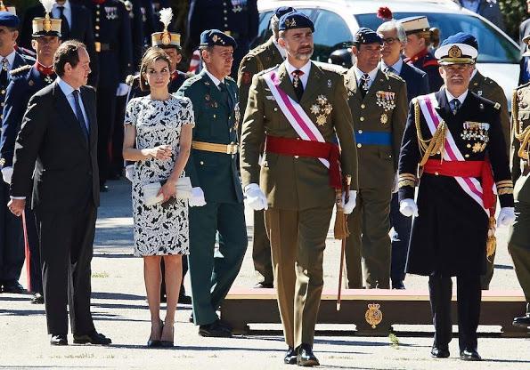 King Philip and Queen Letizia