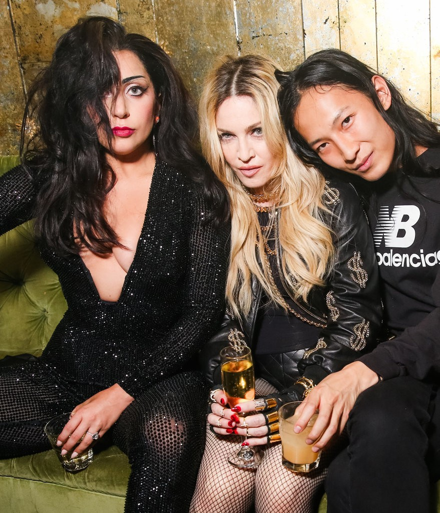 Lady-Gaga-Madonna-Alexander-Wang-buddied-up-designer