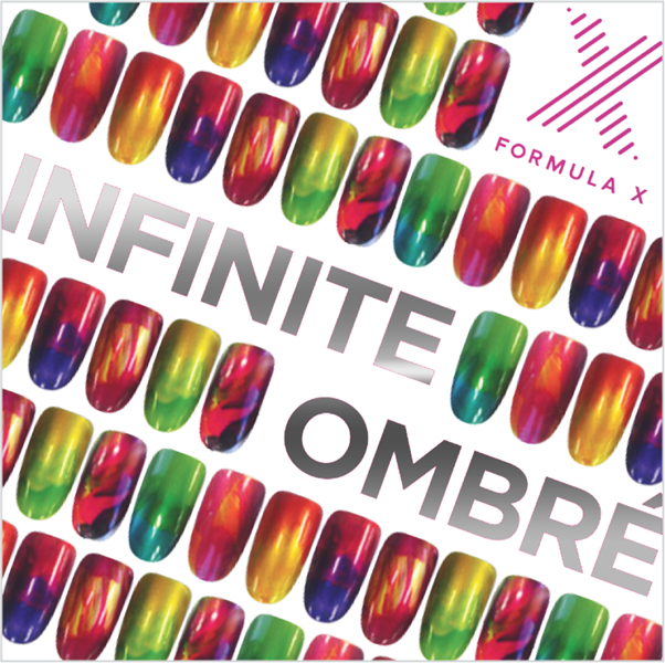 Th Infinite OMBRE Collection - AED 99