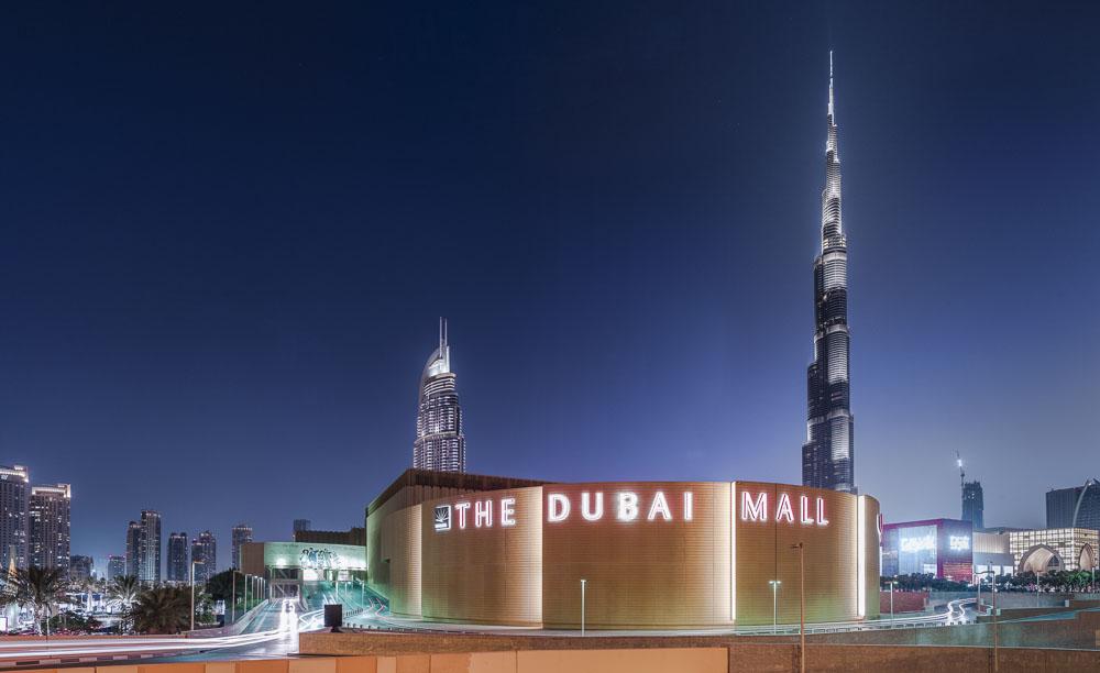 The Dubai Mall by Emaar Malls 1