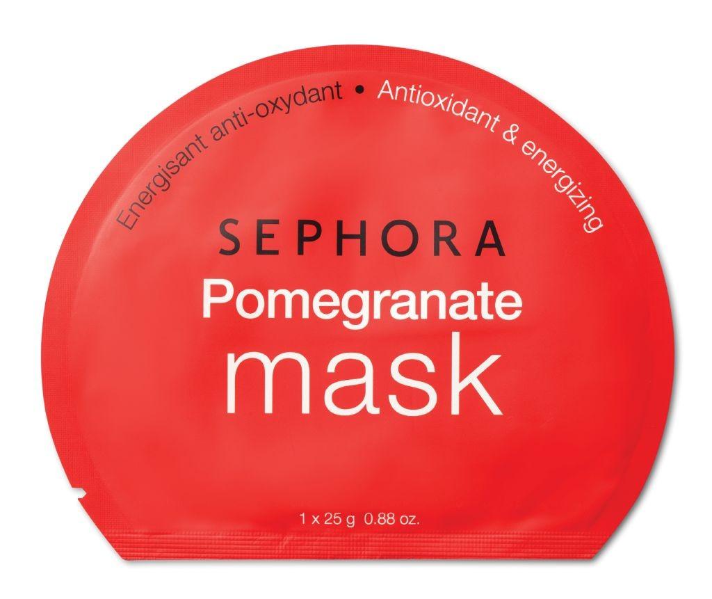 resized_1. Sephora Pomegranate Face mask 2