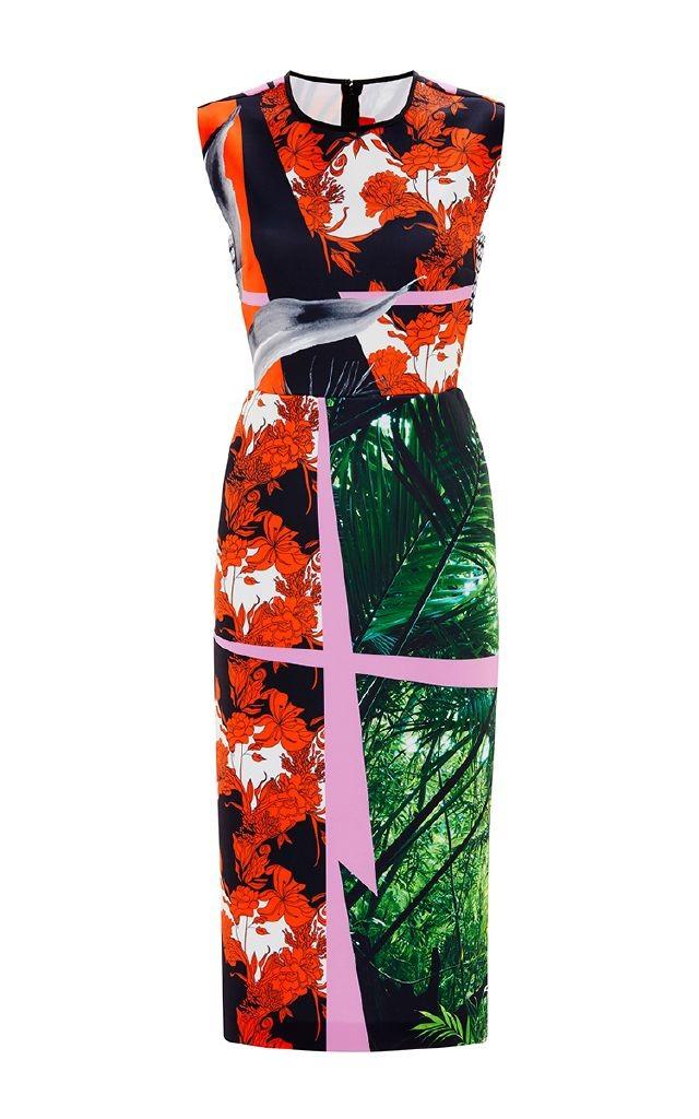 resized_CLOVER CANYON Secret Garden Dress $285