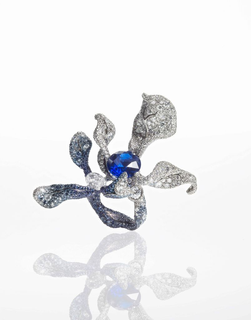 resized_Cindy Chao Sapphire Orchid Ring (SR00047)