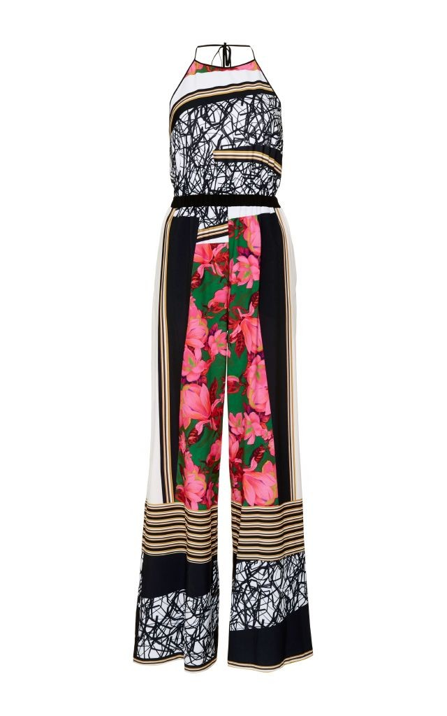 resized_Clover Canyon SCRIBBLE SCARF JUMPSUIT $385