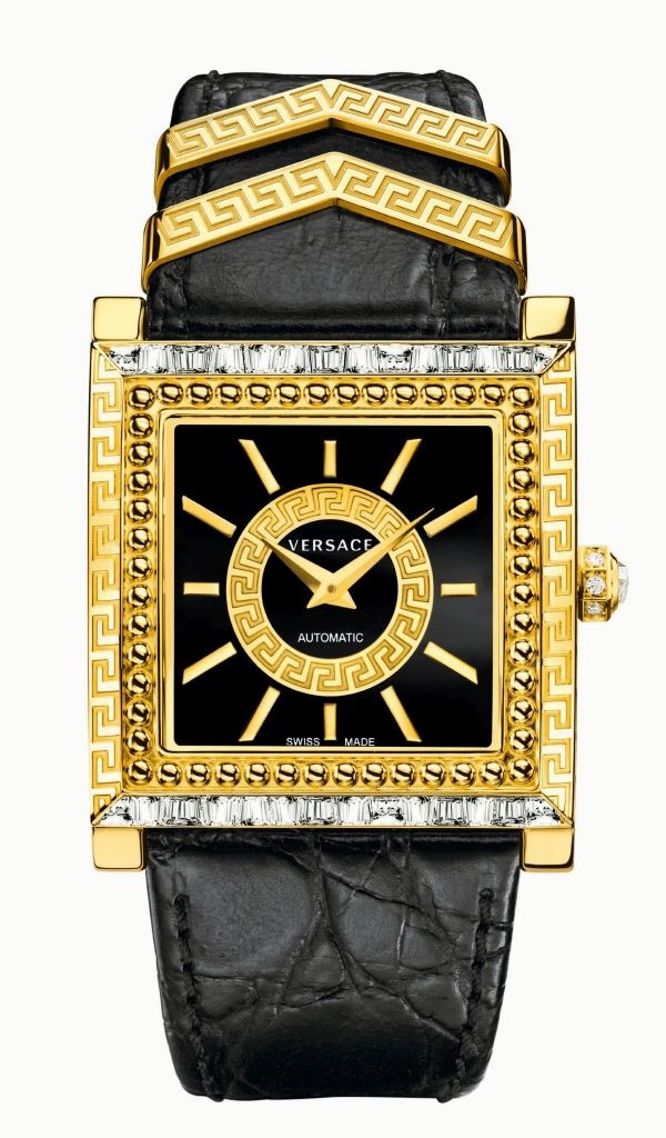 resized_Donatella Versace's Watch, the one of a kind DV-25