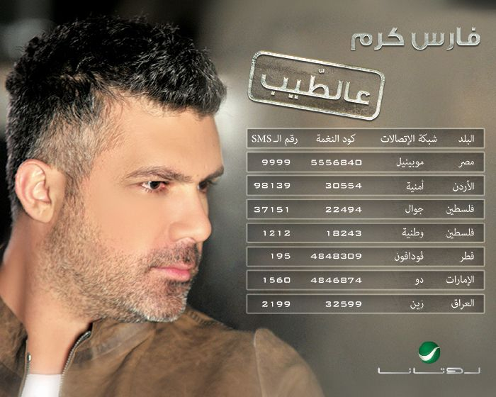 resized_Fares Karam-Aal Tayyeb-RBT
