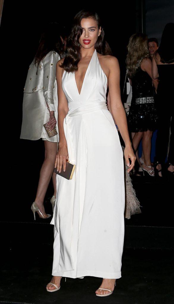 resized_Irina Shayk carrying a Salvatore Ferragamo nude plexi minaudière  - 68th Cannes Film Festival