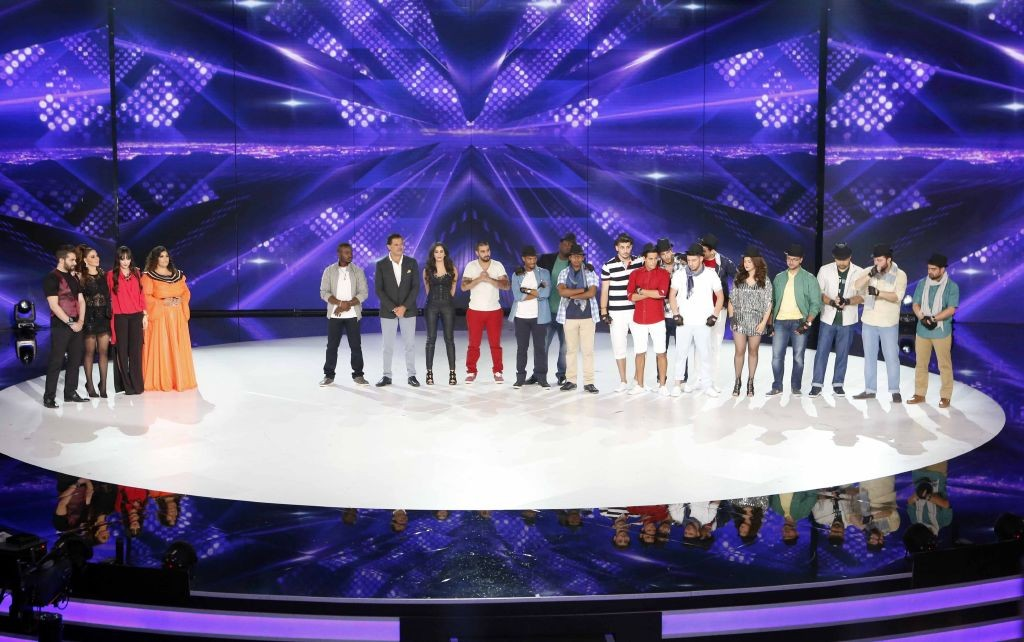 resized_MBC4 & MBC MASR - The X Factor - All teams