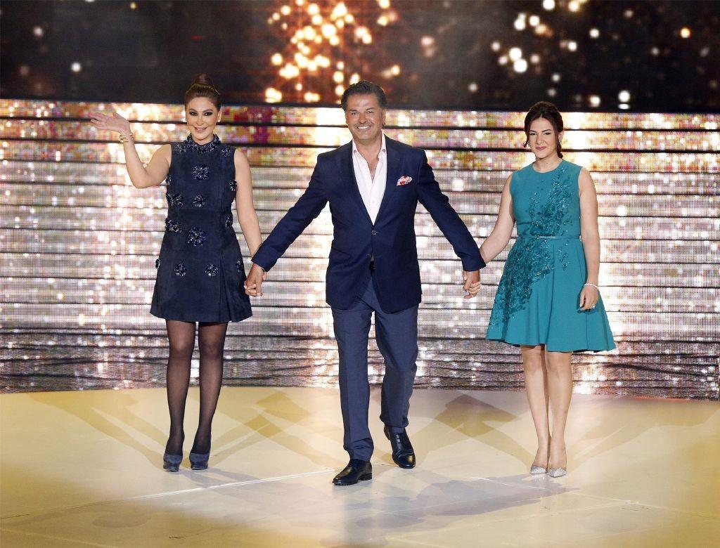 resized_MBC4 & MBC MASR - The X Factor - Jury Entrance
