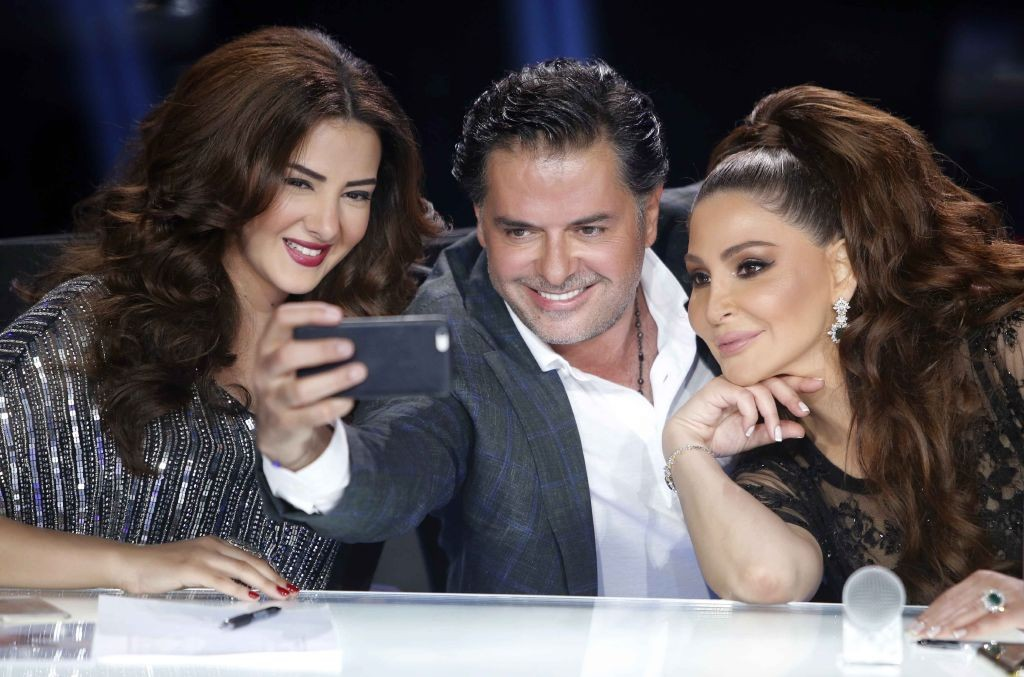 resized_MBC4 & MBC MASR - The X Factor - Jury