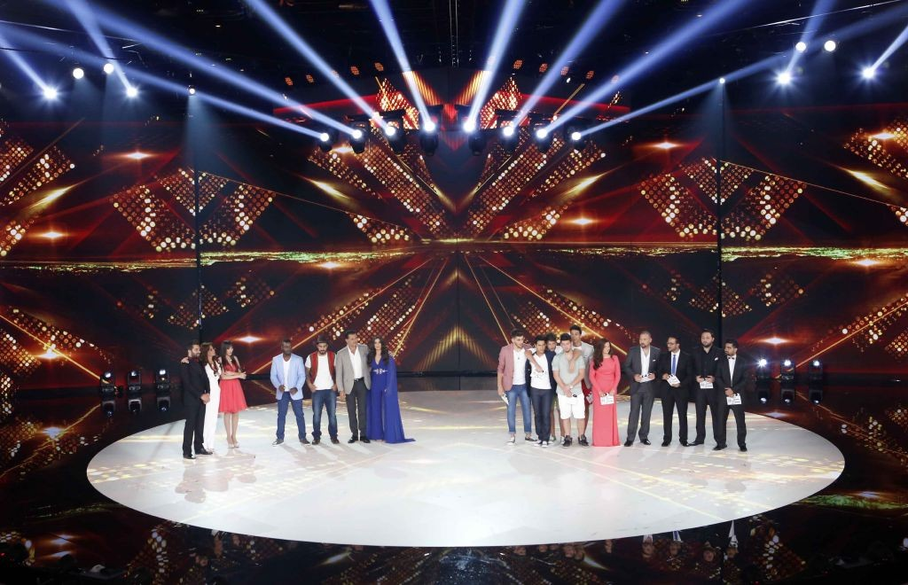 resized_MBC4 & MBC MASR - The X Factor - Live 6 Results (1)