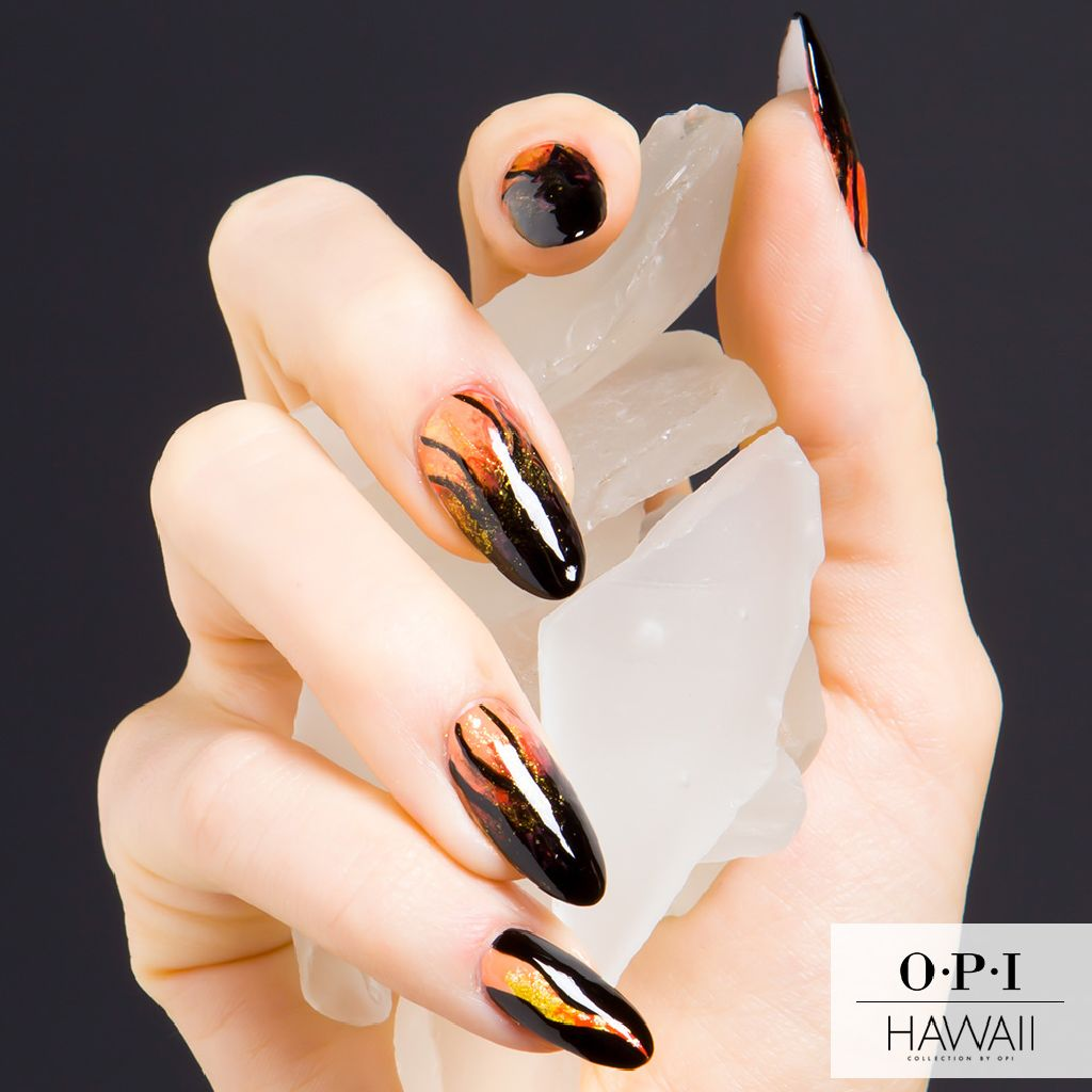 resized_OPI-Hawaii Collection-Nail Art 5