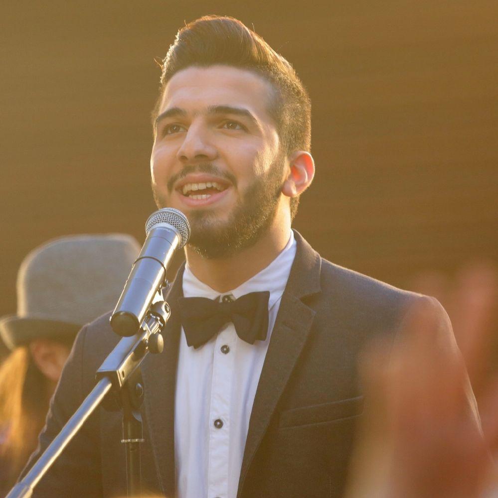 resized_Platinum Records - Arab Idol Season 3- Duo US Tour- Hazem Sharif  Video Clip Shou Amli (1)