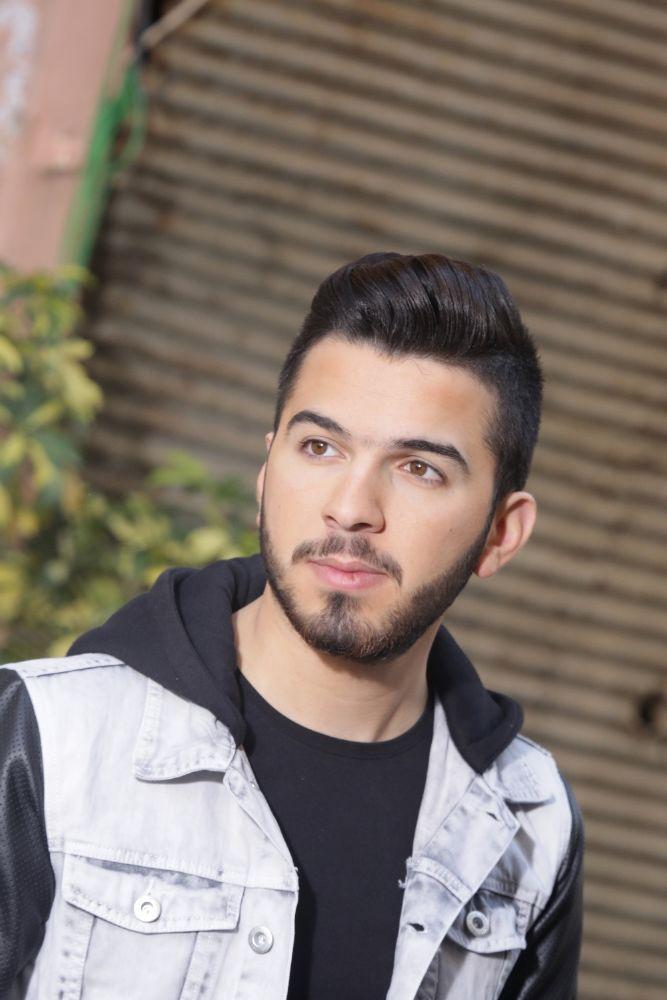 resized_Platinum Records - Arab Idol Season 3- Duo US Tour- Hazem Sharif  Video Clip Shou Amli (2)