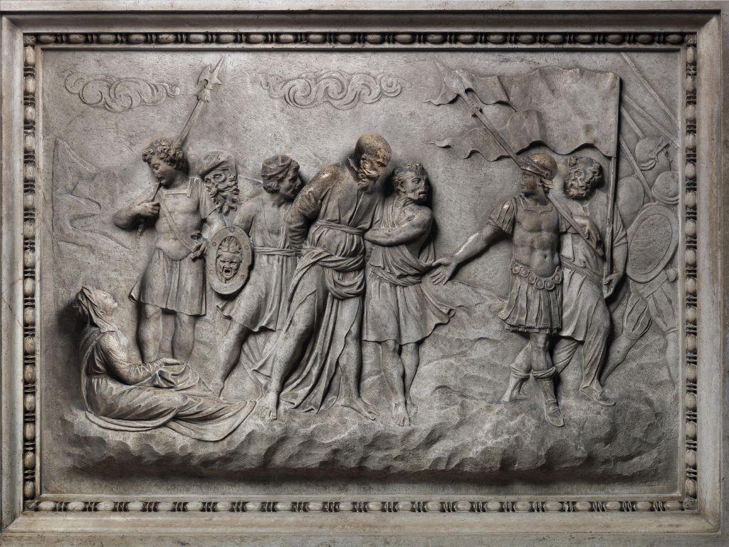 resized_Restored marble_Scuola Grande di San Rocco