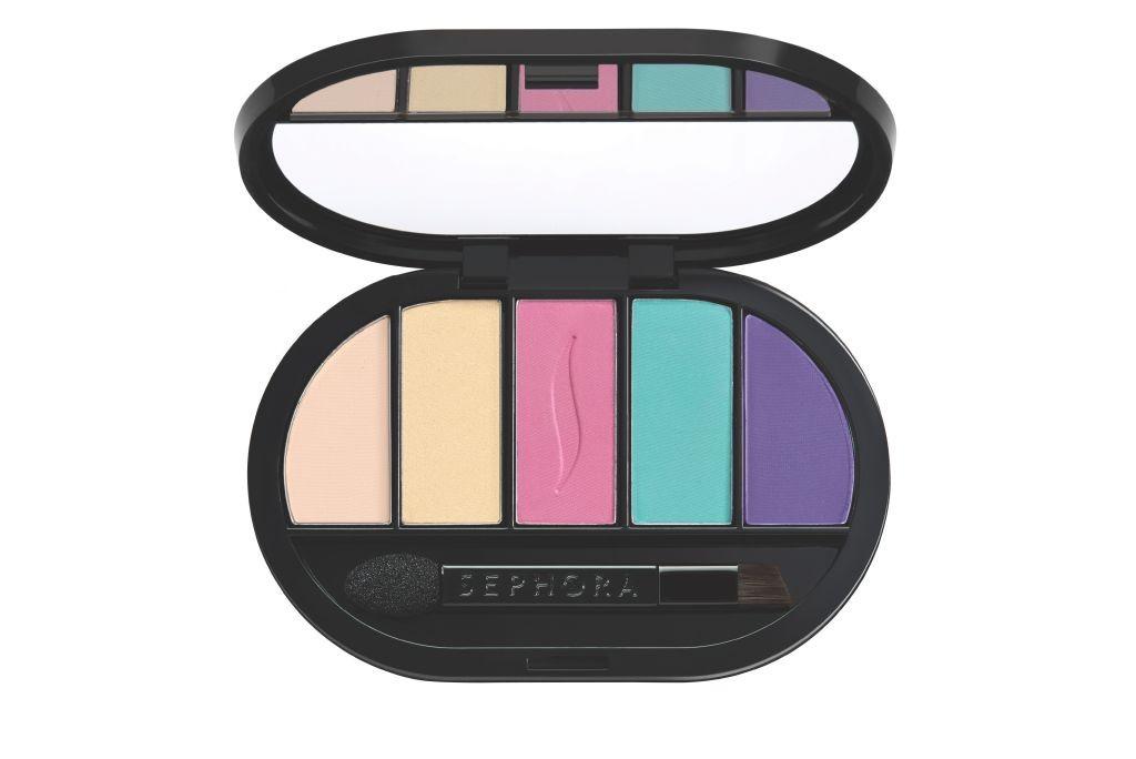 resized_Sephora Craig & Karl Colorful 5 eyeshadow palette Pastel To Pop- AED 119