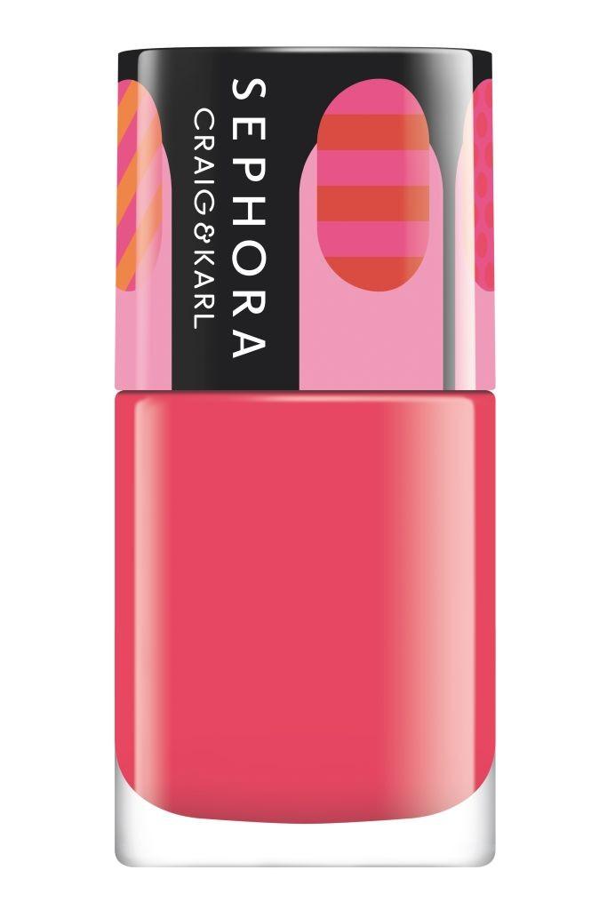 resized_Sephora Craig & Karl Colorhit Nail Polish Pink Paradise- AED 25