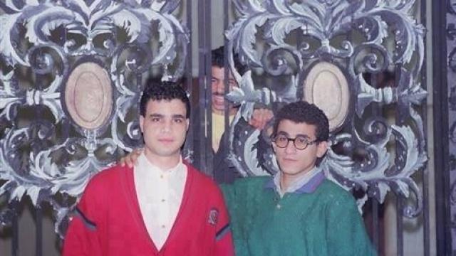 أحمد حلمي و مجدي كامل