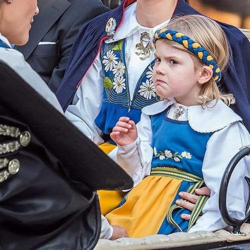 الأميرة مادلين ترتدي الزي التقليدي للسويد (6)