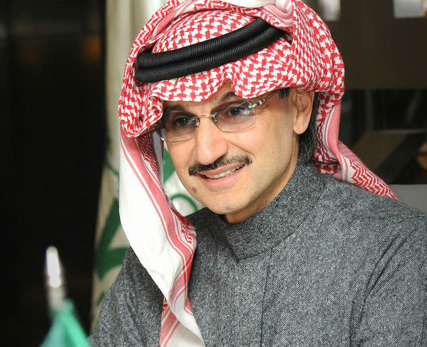 الوليد بن طلال (2)