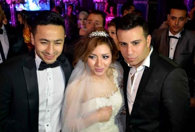 حفل زفاف شقيقة حمادة هلال (10)