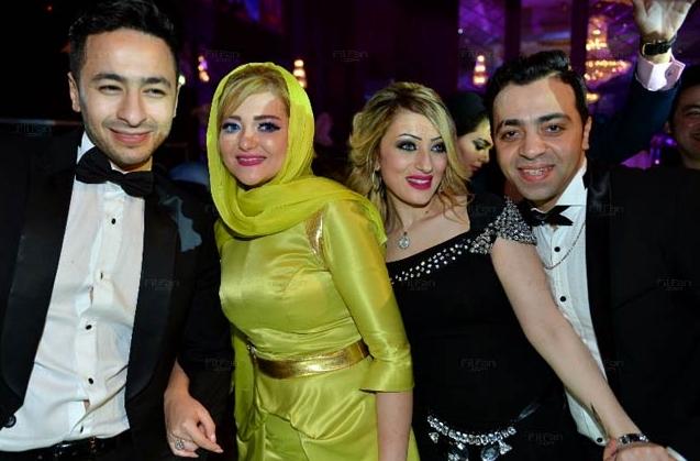 حفل زفاف شقيقة حمادة هلال (13)