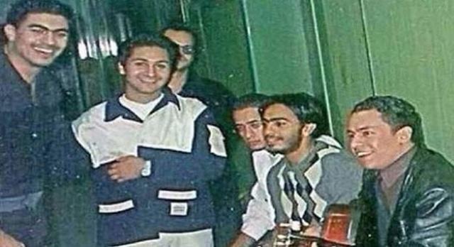 خالد سليم وتامر حسني