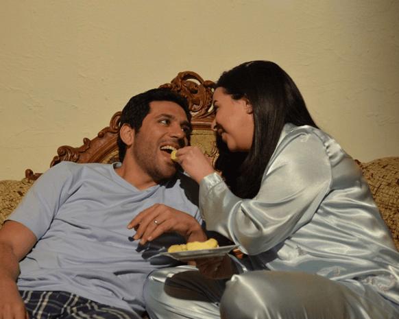 زفاف إيمي وحسن الرداد (1)