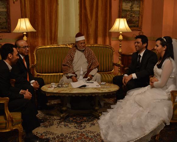 زفاف إيمي وحسن الرداد (8)