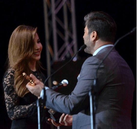 نانسي عجرم و وائل كفوري (1)