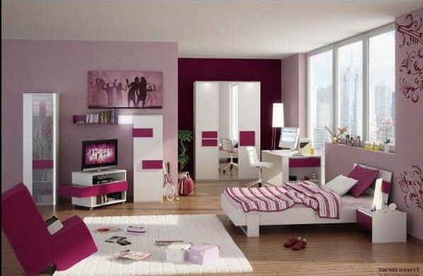 AD-Fantastic-Bedrooms-For-Chic-Teen-Girls-2